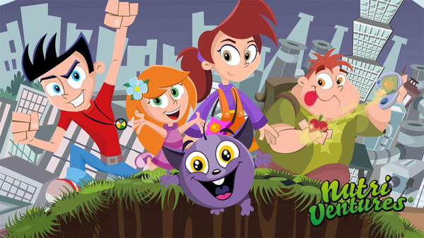 Watch Nutri Ventures Season 3 All Episodes On KissCartoon
