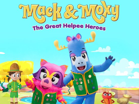 Watch Mack and Moxy All Episodes On KissCartoon