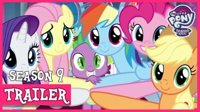My Little Pony: Friendship Is Magic – Season 9