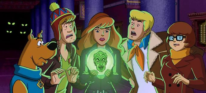 Scooby-Doo - best cartoons