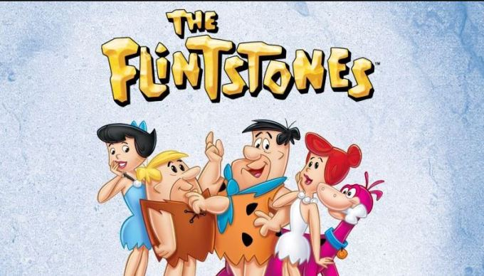 The Flintstones - best cartoons