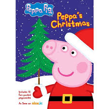 Peppa Pig Peppa S Christmas Watch Cartoons Online Free In High