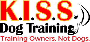 KISS Dog Training Logo