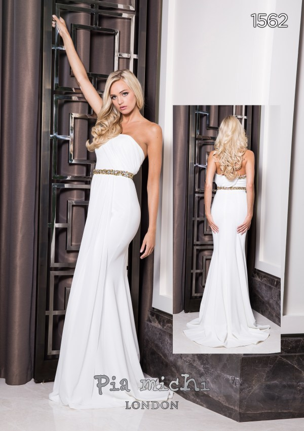Pia Michi prom dress style no. 1562