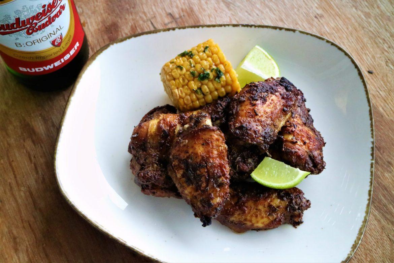 Jerk Chicken Wings – Fingerfood mit Suchtfaktor