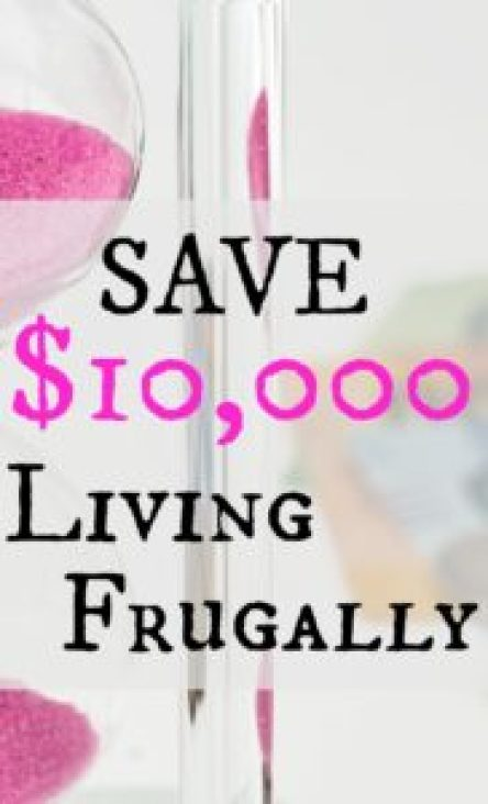 HOw to save money, save 10000 in a year