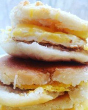 Johnnycakes Jamaican Fried Dumpling