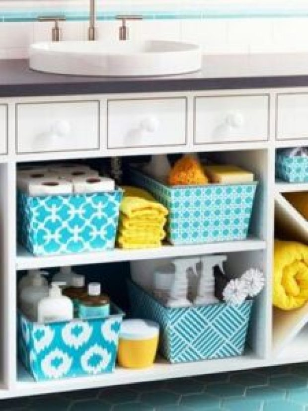 ways to use your small spaces