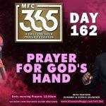 Prayer for God's Hands