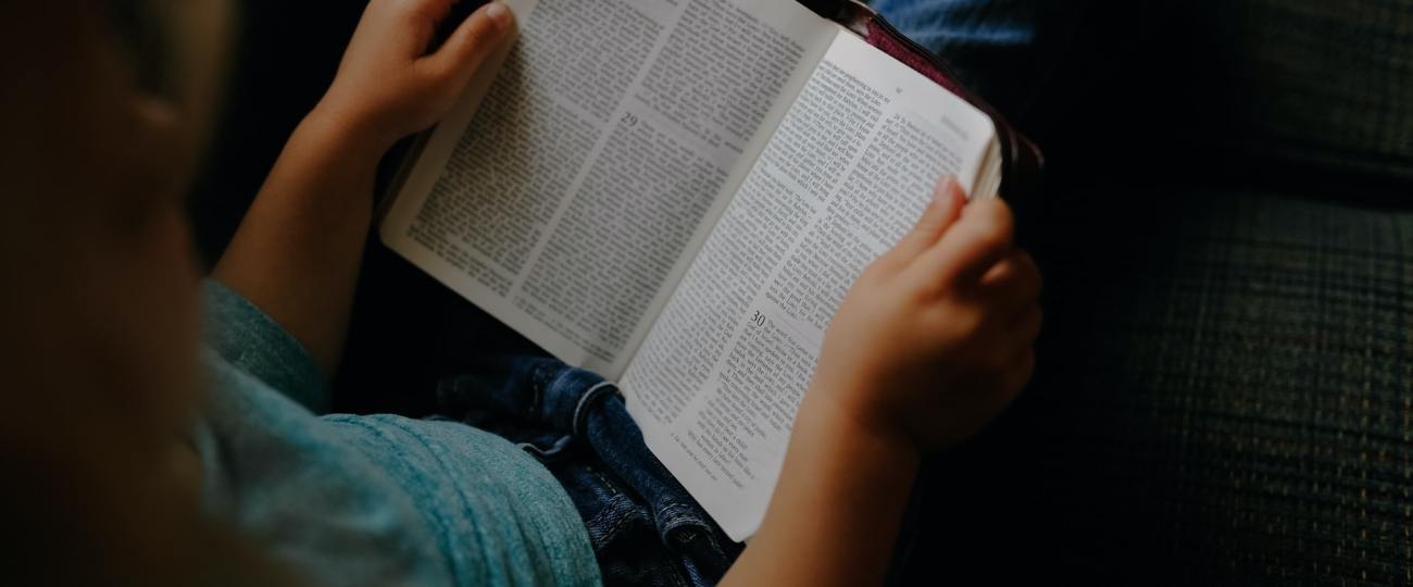 Teaching Your Children How To Pray From The Bible
