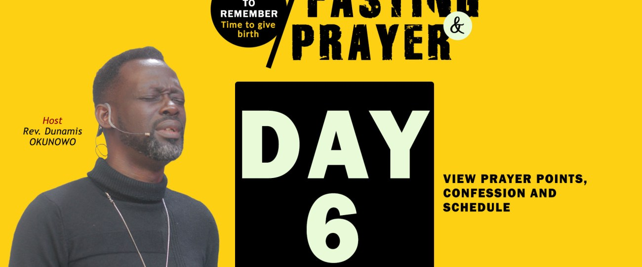 September To Remember  – Day 6