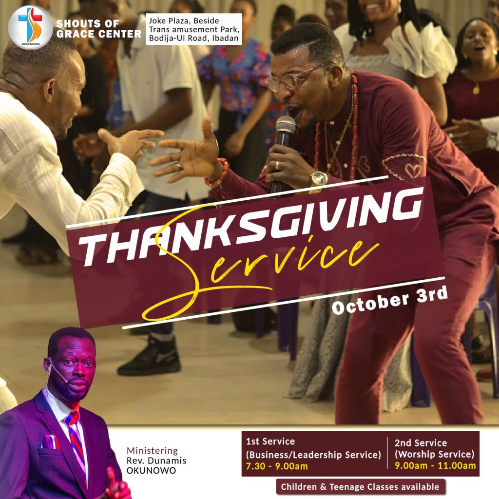 Reasons To Praise God By Pastor Dunamis (3rd October 2021)