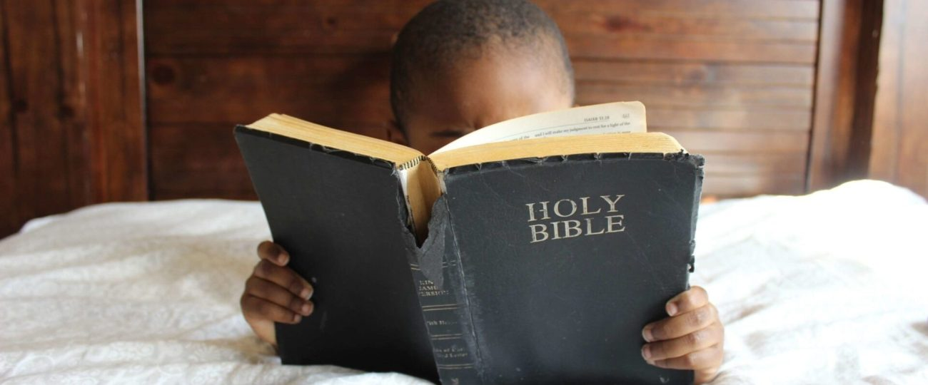Children can know God's Word