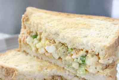 Thanks to the Instant Pot egg loaf method, egg salad sandwiches and egg dip for crackers are now on the menu a couple of times a month!