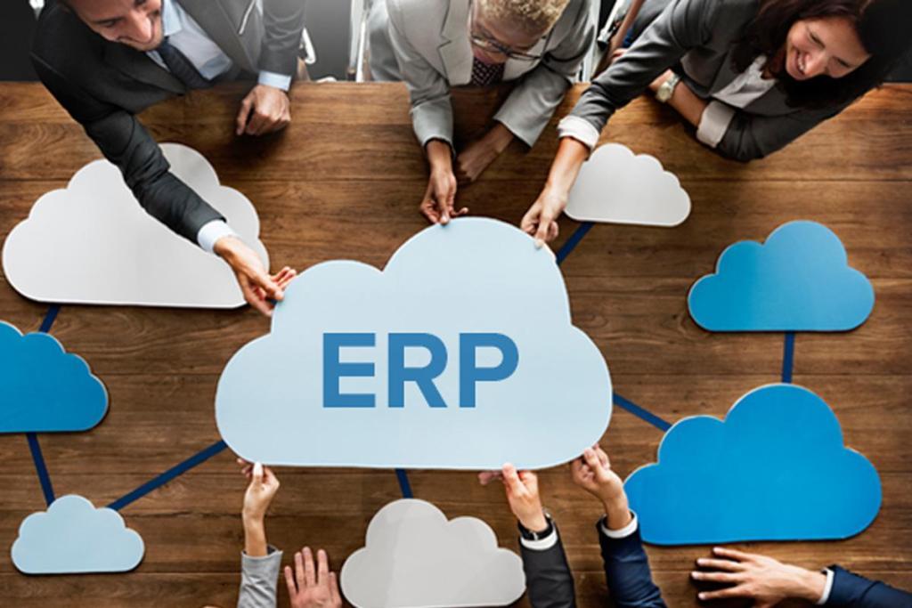 Adaptable ERP Software