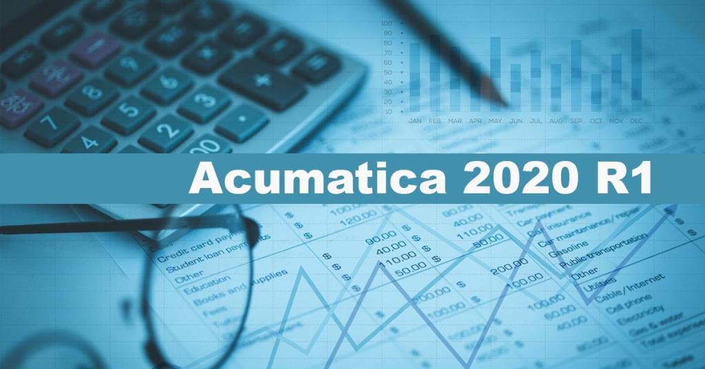 Acumatica 2020 R1