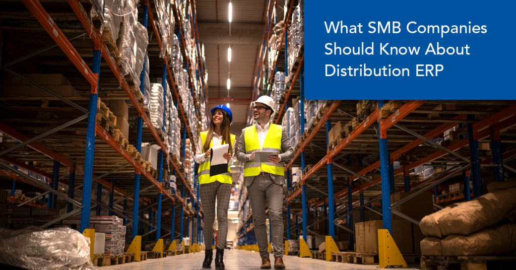 SMB Distribution ERP