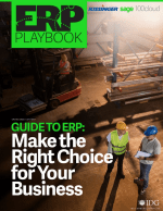 ERP Playbook Cover