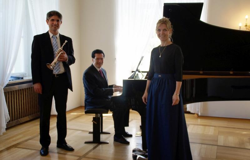 Trio cantate e musica