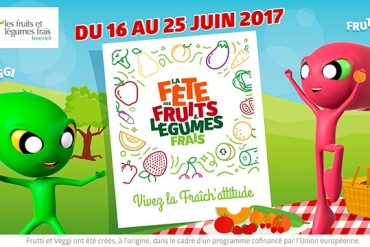 Fête des Fruits et Légumes Frais 2017