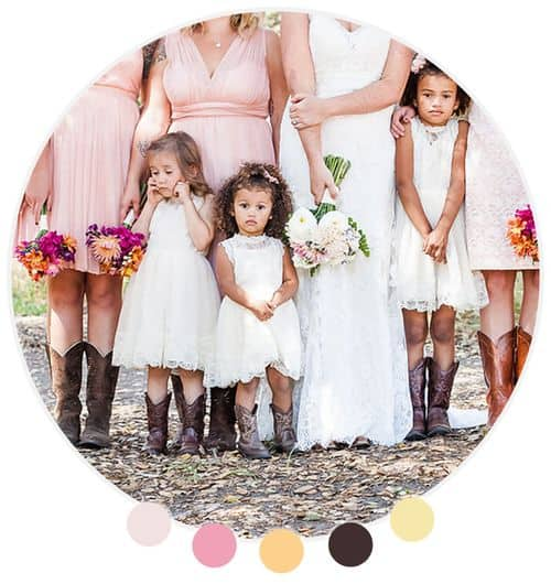 Three Color Schemes Perfect For A Budget Wedding