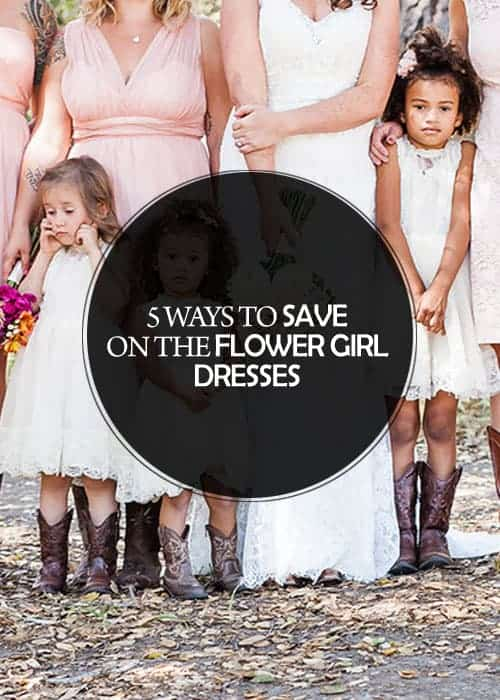 5-Ways-to-Save-on-the-Flower-Girl-Dresses
