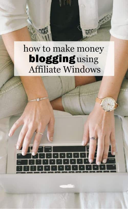 How To Make Money Blogging Using Affiliate Windows :: I love that I can do something I really enjoy from the comfort of my home and make some money to boot and I want to show you how you can do it, too. And it's so, so EASY! I'll be teaching you to make money blogging using Affiliate Windows!