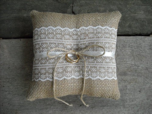 Wedding Ring Pillow Options and Alternatives Kiss My Tulle