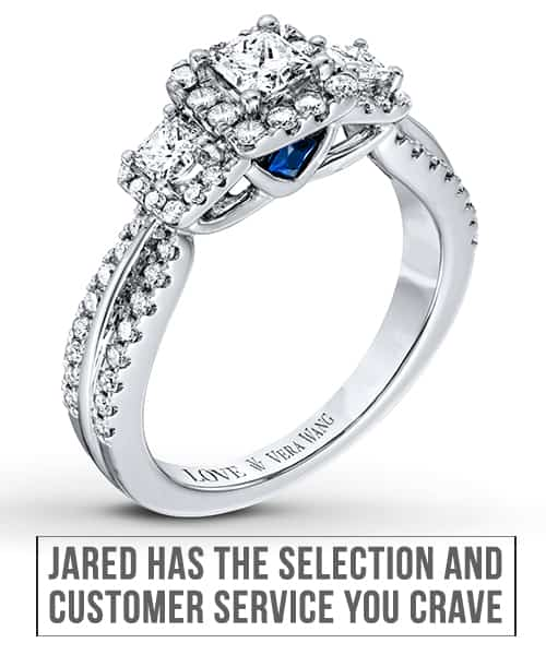 From Engagement Ring Shopping to Beyond Jared Has The Selection And