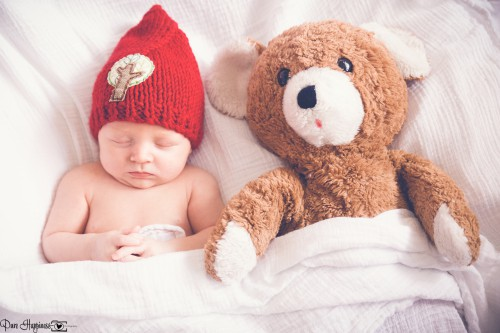 Finn's Newborn Photo Shoot #photography #newborn #baby