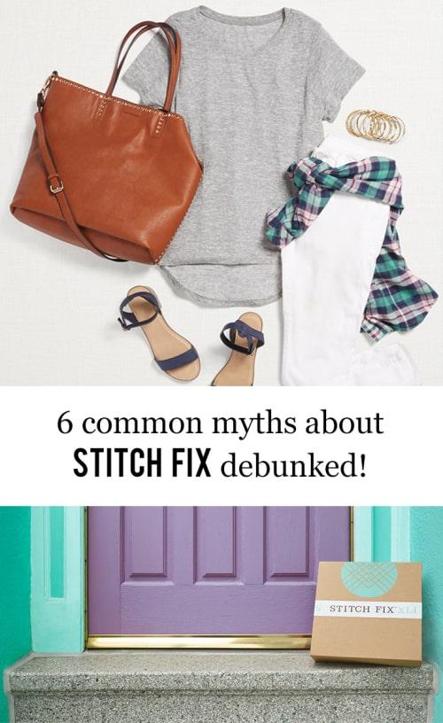 6 Common Myths About Stitch Fix Debunked #fashion #accessories #capsulewardrobe #StitchFix