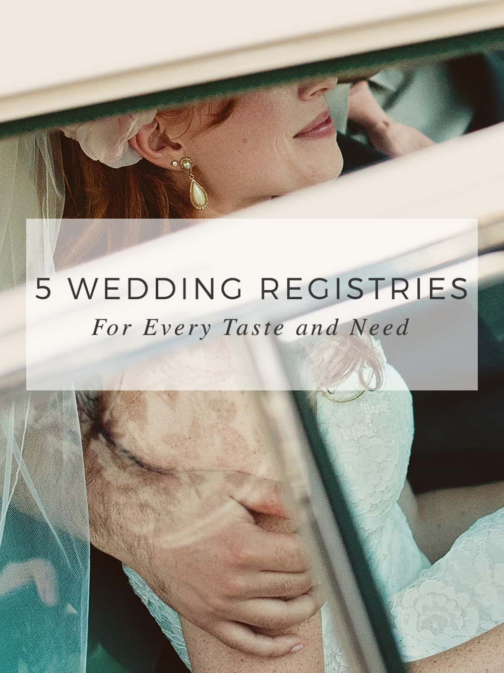 5 wedding registry options for every taste and need kiss my tulle 5 wedding registry options for every taste and need malvernweather Image collections