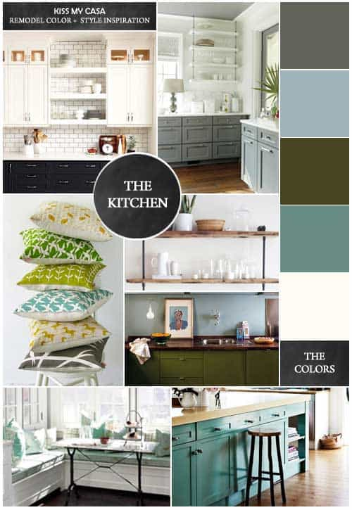 Our Plans for the Kitchen Remodel #homeimprovement #DIY