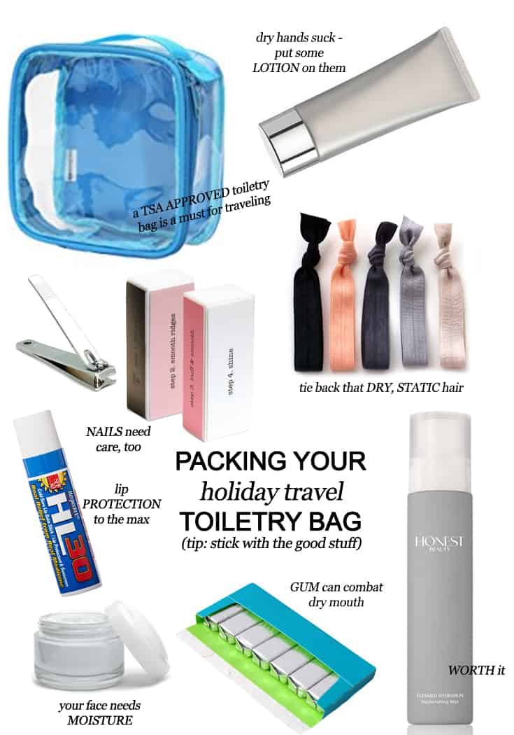 Packing Your Holiday Travel Toiletry Bag #ad #Herpecin #PowerPrimper #BeautyJewel