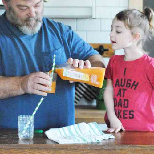 AD 5 Healthy Lifestyle Swaps My Family Is Making This Year #BelieveinYourGut