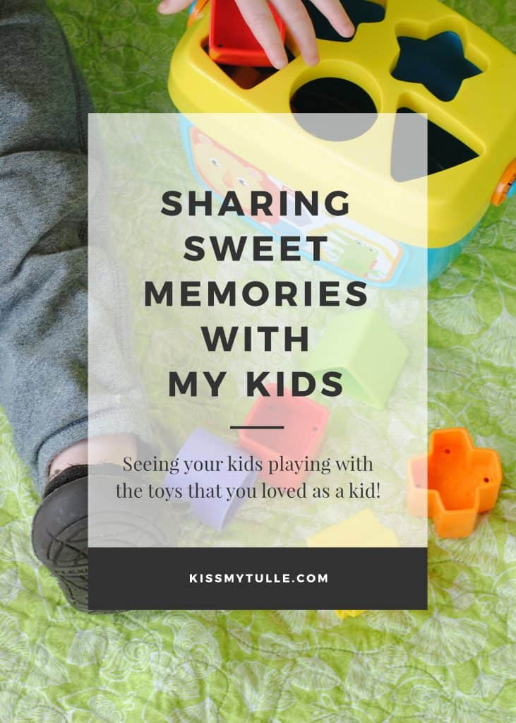 Sharing Sweet Memories with my Kids #AD #EasterFunWithWalmart
