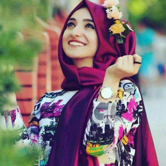 صوربنات 2019 فيس بوك محجبات اجمل فتيات الفيس بوك دلع ورد