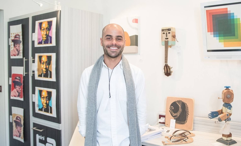 Marcelo Duarte opened up Deslocado in Lisbon's old bohemian district Bairro Alto