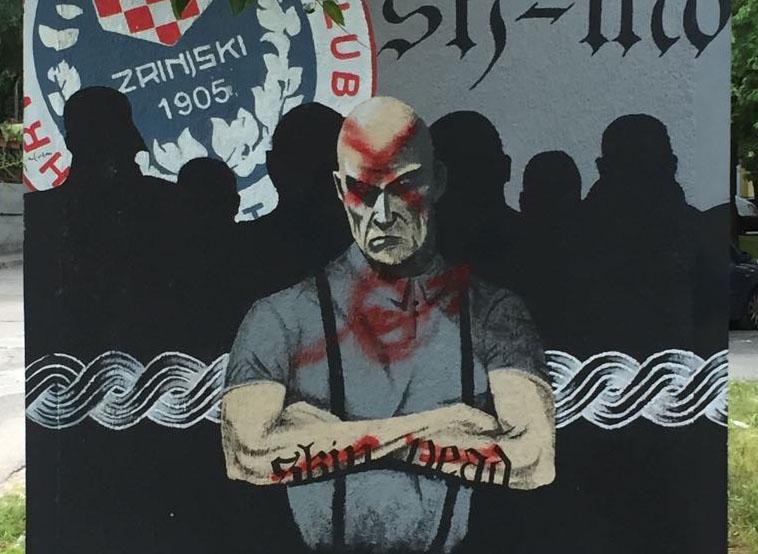 Zrinjski's Ultras regularly clash with Velez's hardcore fans