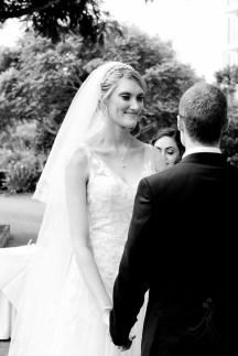 lakelands golf club wedding talia tim kiss the groom-33