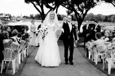 lakelands golf club wedding talia tim kiss the groom-43