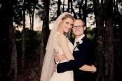 lakelands golf club wedding talia tim kiss the groom-62
