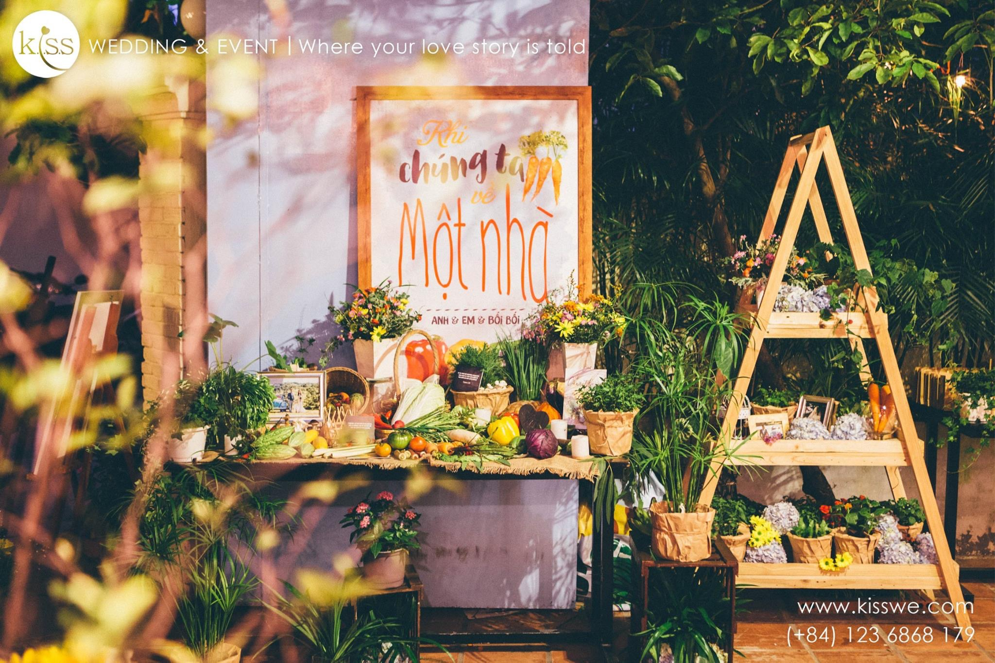 MÙA VỤ – THE HARVEST LOVE | K.I.S.S VIETNAM WEDDING PLANNER