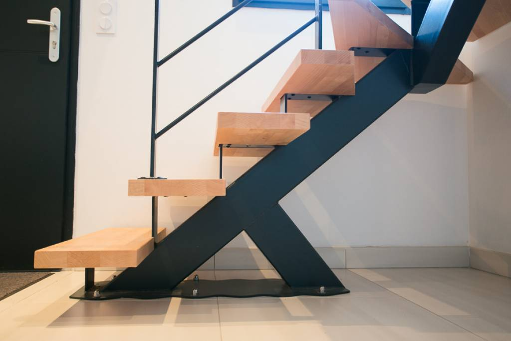 fabricant d escalier sur mesure pas
