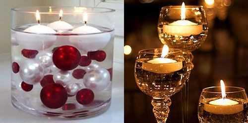 Yeni Yıl şamdanı kendi ellerinizle: Sadık meslektaşlarının tadı ve rengi yoktur