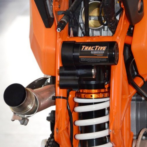 Tractive Suspension Rallye Shock-300mm-4