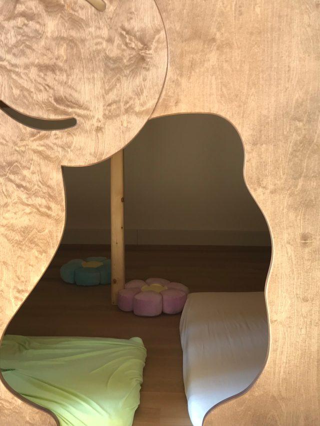 Eingang in die Schlafhöhle