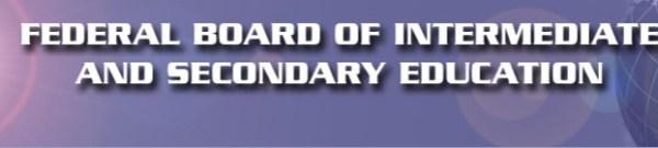 FBISE Federal Board Inter 11th, 12th Date Sheet 2020 FA/FSc Part 1/2 HSSC