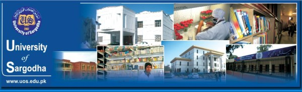 Sargodha University Date Sheet 2020 Announced For BSc BA MSc MA BCOM MCOM UOS Date Sheet 2020