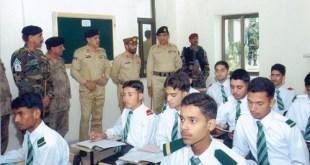 Cadet College Sheikhupura Admission 2021 Application Form, Entry Test Result Merit Lists